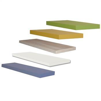 Wandsteckboard 60 cm, verschiedenen Farben