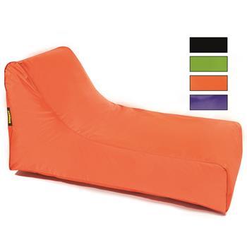 Sitzsack-Liege in 4 verschiedenen Farben