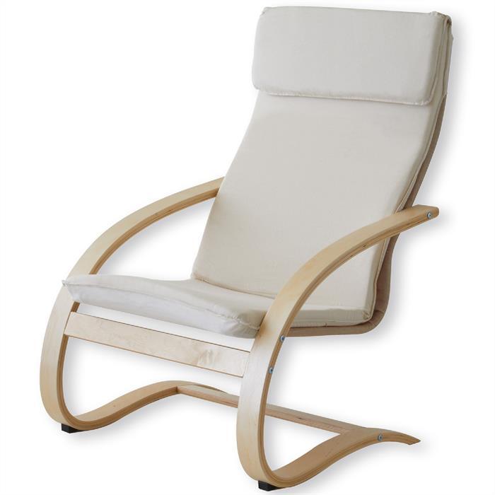 Relaxsessel in beige