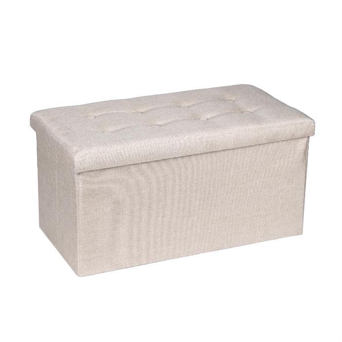 Sitzbank DELIO faltbar in beige