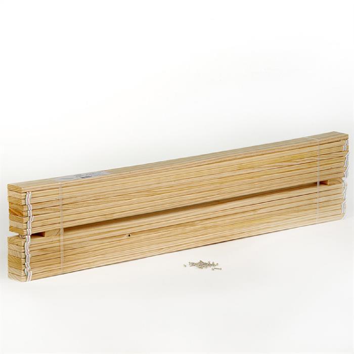 Rollrost aus Kiefer massiv, 140 x 200 cm