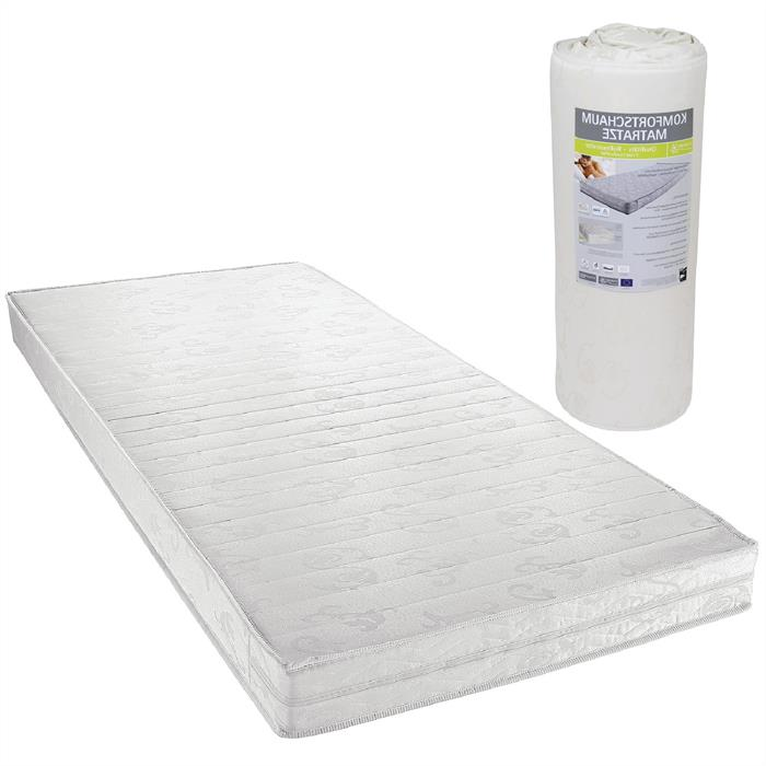 Komfortschaummatratze in 90 x 200 cm