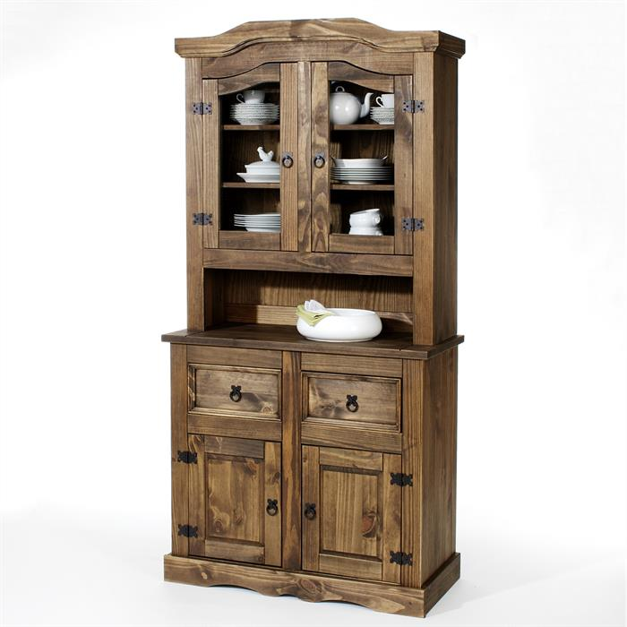 mexico m bel buffet 2 t rig gewachst caro m bel. Black Bedroom Furniture Sets. Home Design Ideas