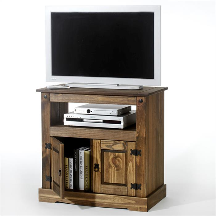 TV-Kommode aus Kiefer massiv, Mexico Möbel