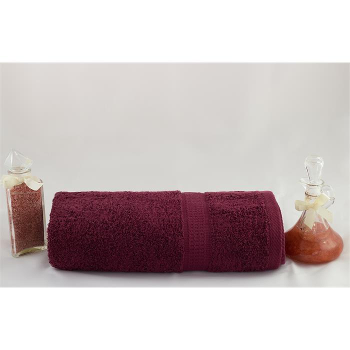6-tlg. Handtuch & Duschtuch Set PACO, bordeaux