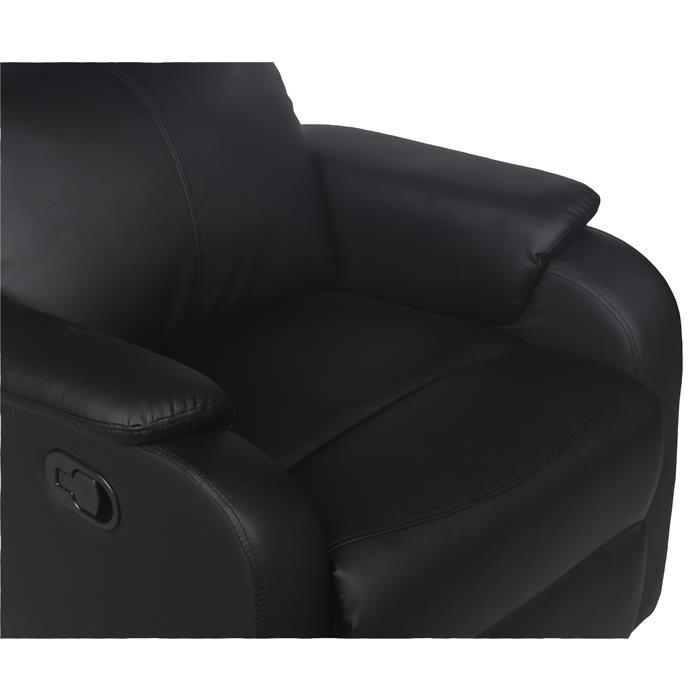 Relaxsessel COZY in schwarz