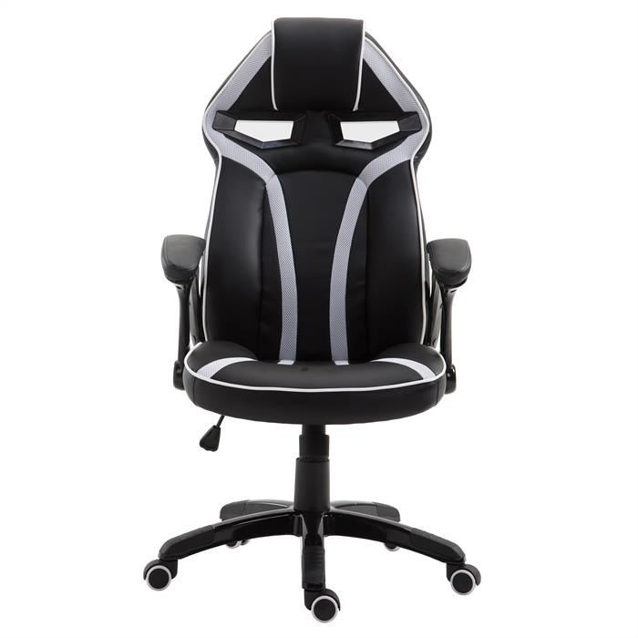 Bürodrehstuhl SPEEDY in schwarz/grau