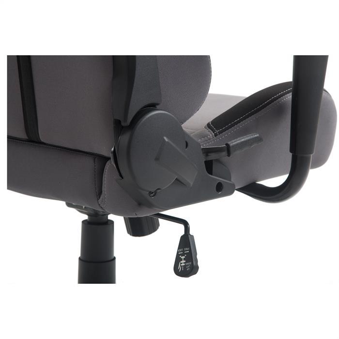 Gaming Drehstuhl SWIFT in grau/schwarz