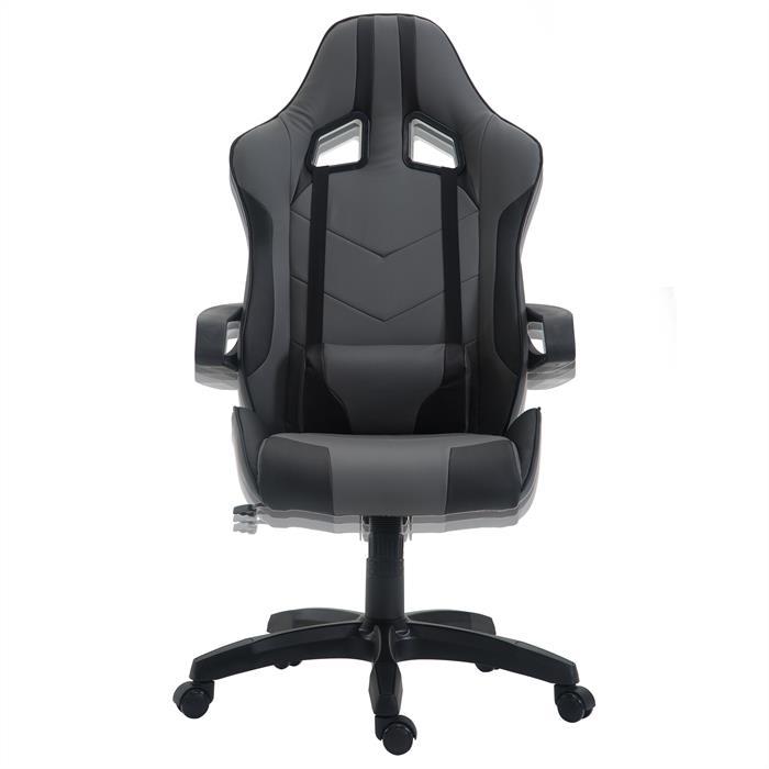 Bürostuhl PLAY in grau/schwarz