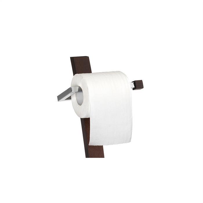 Toilettenpapiergarnitur KATHA inkl. Toilettenbürste