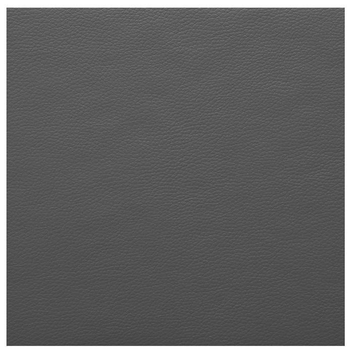 Polsterbett OWEN 180x200 cm, inkl. Lattenrost in grau
