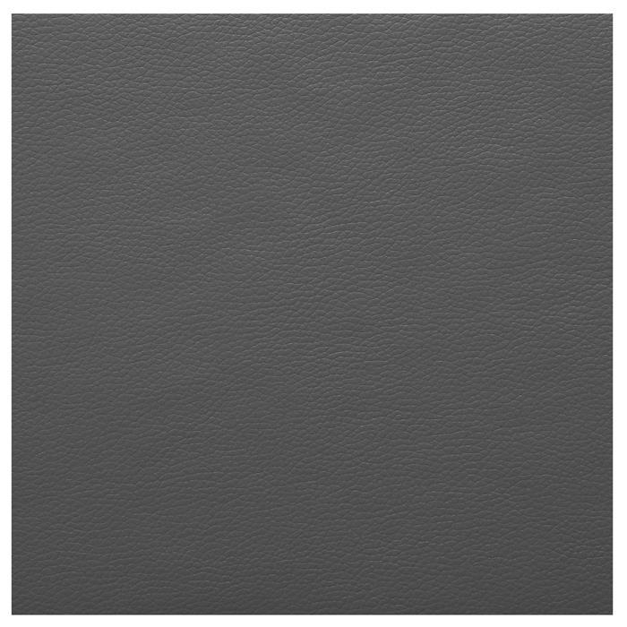 Polsterbett ROXY 180x200 cm, inkl. Lattenrost in grau