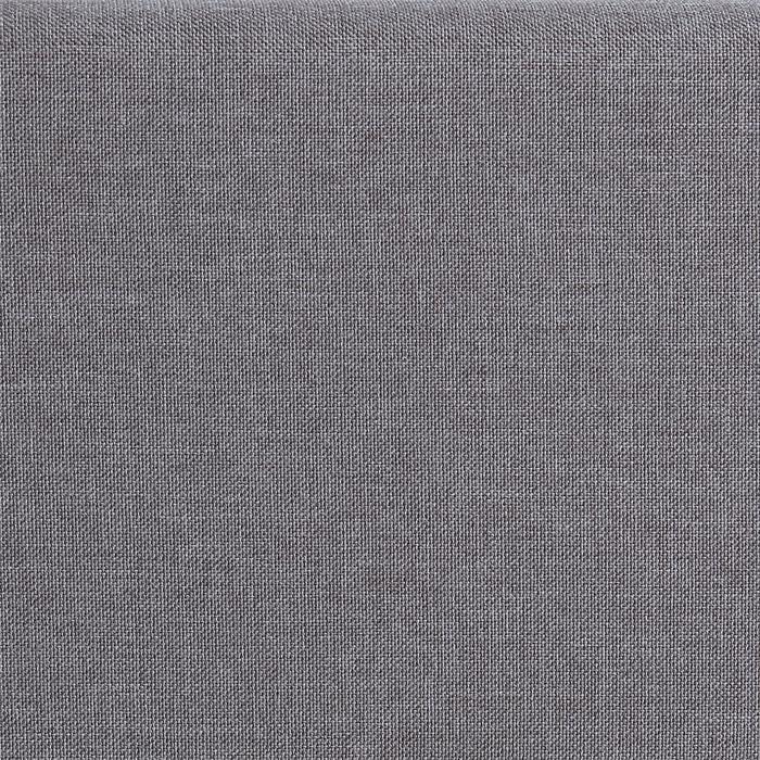 Futonbett LAREDO 120x200cm inkl. Lattenrost in grau