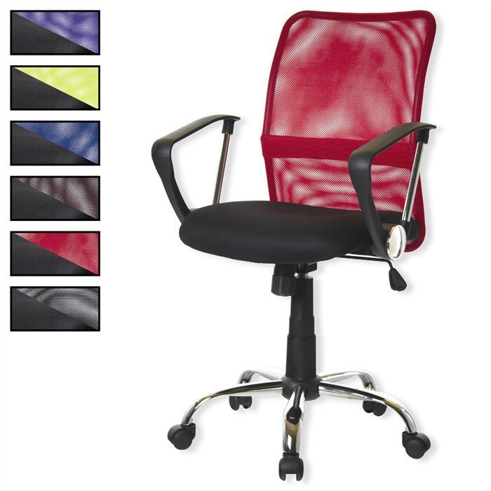 Schreibtischstuhl in verschiedenen Farben
