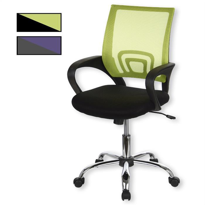 Bürodrehstuhl in verschiedenen Farben