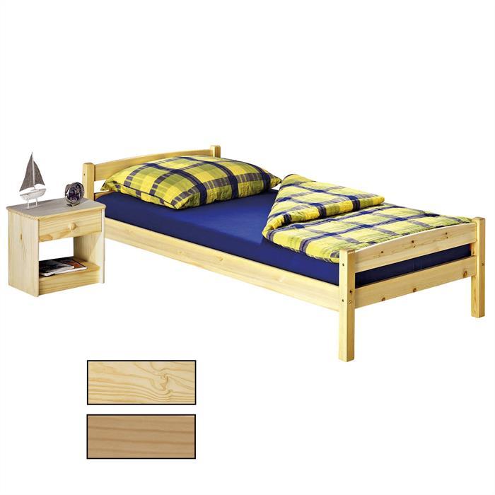 Einzelbett in versch. Größen und Farben