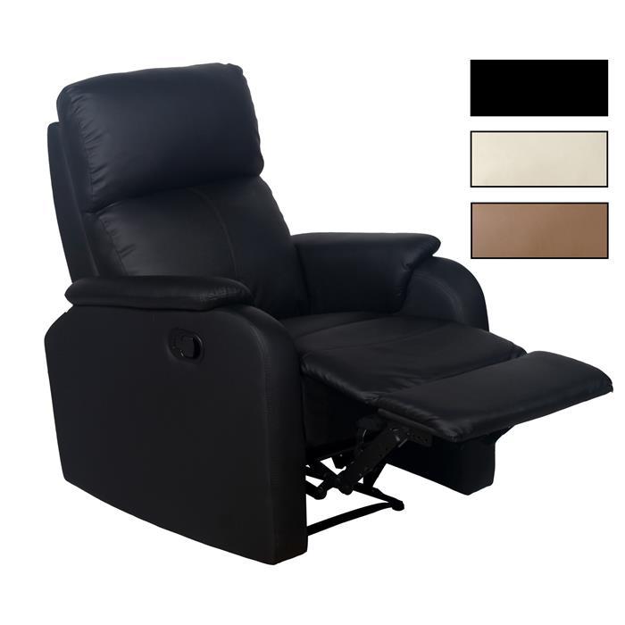 Relaxsessel COZY in 3 verschiedenen Farben