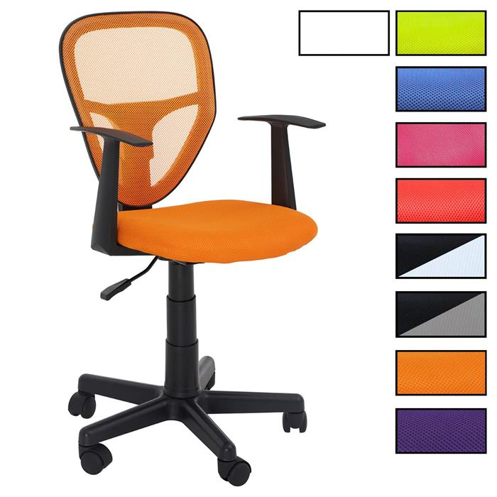 Kinderdrehstuhl STUDIO in verschiedenen Farbvarianten