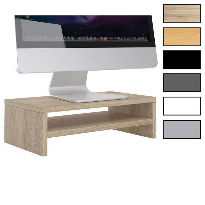 Bildschirmaufsatz SUBIDA mit Ablagefach