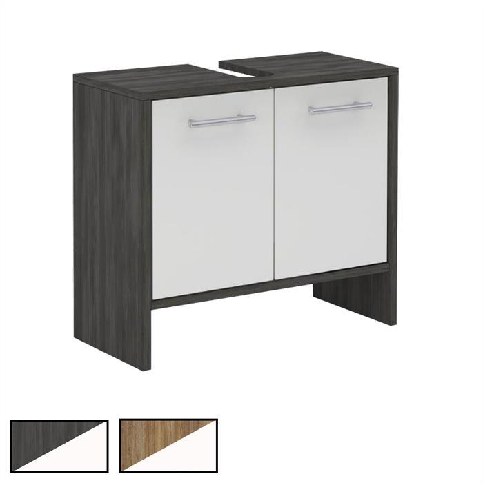 Waschbeckenunterschrank TOULOUSE in 2 Farben
