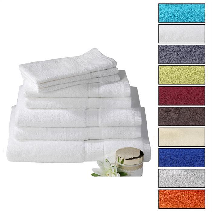Handtuch PACO in weiß 50 x 100 cm