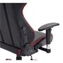 Bürodrehstuhl GAMING in schwarz/rot