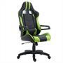 Bürostuhl PLAY in schwarz/grün