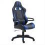 Bürostuhl PLAY in schwarz/blau