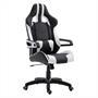 Bürostuhl PLAY in schwarz/weiß