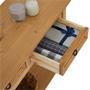 Konsolentisch SALSA Kiefer massiv mit 2 Schubladen