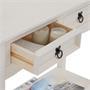 Konsolentisch RURAL Kiefer massiv mit 2 Schubladen, Mexico Möbel