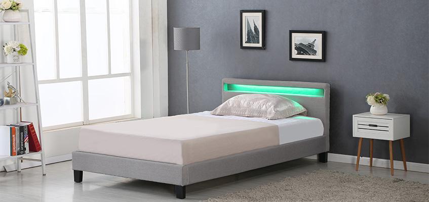 Banner LED Betten